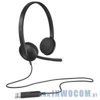 Logitech Headset H340 USB