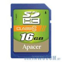 SDHC Card 16Gb Apacer AP16GSDHC10-R