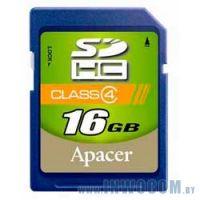 SDHC Card 16Gb Apacer AP16GSDHC4-R