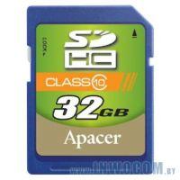 SDHC Card 32Gb Apacer AP32GSDHC10-R