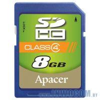 SDHC Card 8Gb Apacer AP8GSDHC4-R
