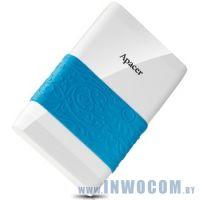 2.5 1Tb Apacer AC232 AP1TBAC232W-S White (USB 3.0)