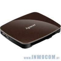 Flash-Card Reader Apacer AM530 APAM530N-S Brown (USB 3.0)