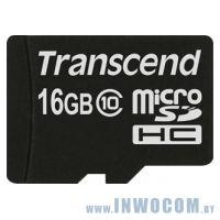 SD-micro Card 16Gb Transcend Class 10 (TS16GUSDC10)