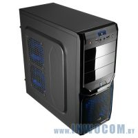AeroCool V3X Blue Edition black