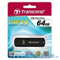 64Gb Transcend JetFlash 700 (TS64GJF700) Black USB 3.0