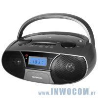 Аудиомагнитола Hyundai H-1446UD титан
