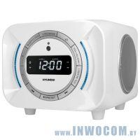 Аудиомагнитола H-AS1203u белый