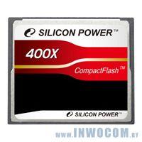 CF Card 16Gb Silicon Power 400X Professional SP016GBCFC400V10