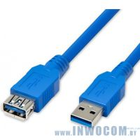Кабель соединительный USB3.0 Am-Af Extension 1.8m Sven