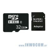 SD-micro Card 32Gb Super Talent