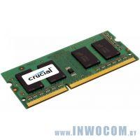 8Gb PC-12800 DDR3-1600 Crucial (CT102464BF160B) (SODIMM)