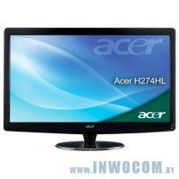 Acer H274HLbmid Black