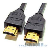 HDMI-HDMI IconBit 19M-19M HQC-HDMI-301G 3.0m
