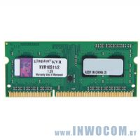 2Gb PC-12800 DDR3-1600 Kingston KVR16S11/2 (SODIMM)