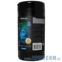 Defender салфетки чистящие влажные универсальные CLN30322 (туба 100 шт.)