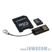 SDHC-micro Card 32Gb Kingston Class 10 MBLY10G2/32GB RTL