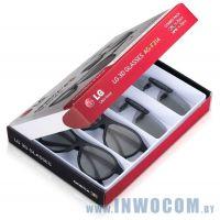 Очки 3D LG AG-F314 mini pack 4шт