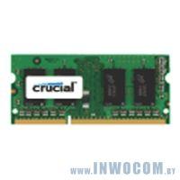 4Gb PC-12800 DDR3-1600 Crucial (SODIMM) (CT51264BF160BJ) RTL