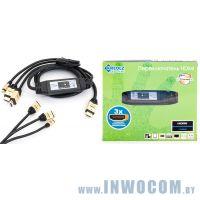 KREOLZ CHMHS-18 HDMI-2*HDMI+MicroHDMI