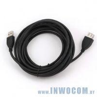 Кабель удлинитель USB 3.0 PRO AM/AF 1.8m Gembird (CCP-USB3-AMAF-6) (удлинитель)