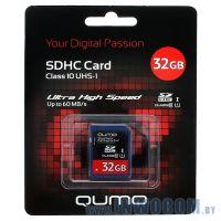SDHC Card 32Gb QUMO QM32GSDHC10U1