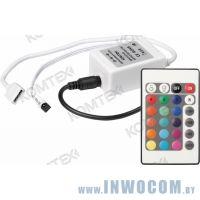 CONTROLLER КОМТЕХ RGB-IR 72-12V-IP20 (8800197)