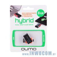 8GB QUMO Hybrid QM8GUD-Hyb