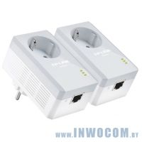 TP-Link TL-PA4010PKIT Powerline Ethernet