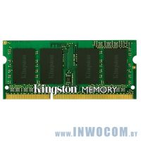 2Gb PC-12800 DDR3-1600 Kingston KVR16LS11S6/2 (SODIMM)