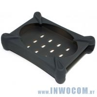 Защитный чехол для 3.5 HDD AgeStar SHP-3-J BK (силикон, черный)