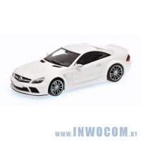 Weccan IS650 Mercedes SL65 White (1:16, Bluetooth) RTL