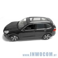 Weccan IS620 Porsche Cayenne Black (1:14, Bluetooth) RTL