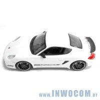 Weccan IS610 Porsche Cayman White (1:16, Bluetooth) RTL