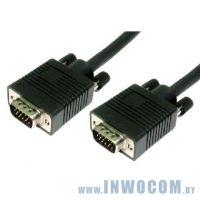 Мониторный кабель SVGA 15m/15m 1,8м
