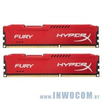 16Gb (2x8Gb) PC-15000 DDR3-1866 Kingston HyperX (HX318C10FRK2/16)