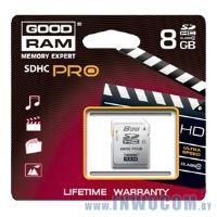 SDHC Card 8Gb GOODRAM Class 10