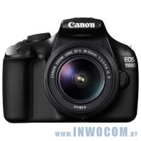 Canon EOS 1100D Kit 18-55mm IS II Black