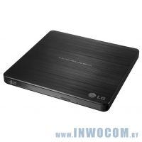 LG GP60NB50 Black (USB 2.0 Slim Drive, Лоток) RTL