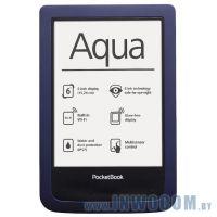 PocketBook Aqua 640 6Touch Dark Blue (СТБ) (PB640-B-CIS)