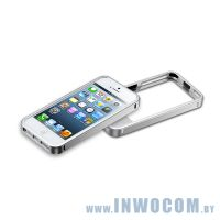 Cooler Master Aluminum Bumper for iPhone 5 Silver (C-IF5C-ALSL-SS)
