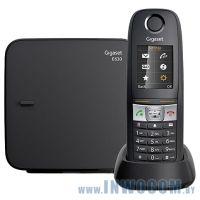 Gigaset E630 Black IP65 (пылевлагозащищенный, ударопрочный) RTL