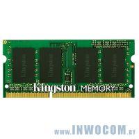 2Gb PC-10660 DDR3-1333 Kingston KVR13LS9S6/2 (SODIMM)