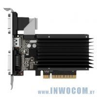 Palit GeForce GT 730 2Gb DDR3 64bit PCI-E (oem) (NEAT7300HD46-2080H)