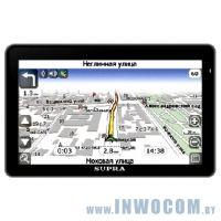 GPS-навигатор Supra SNP-512BT