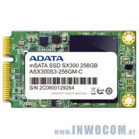 SSD A-Data SX300 (ASX300S3-256GM-C) 256GB mSATA