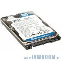 500Gb Western Digital WD5000LPLX (SATA 3Gb/s, 7200 rpm, 32 Мб, WD Black)