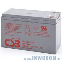 CSB GPL 1272 F2 FR 12V/7.2Ah