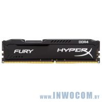 4GB DDR IV PC-17000 2133MHz Kingston HyperX Fury HX421C14FB/4