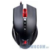 A4Tech Bloody V5MA Metal Activated Gaming mouse, USB, Black